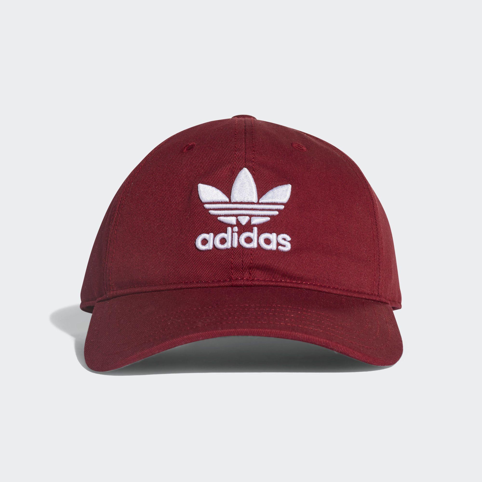 f866573a924 Trefoil Classic Cap - Red
