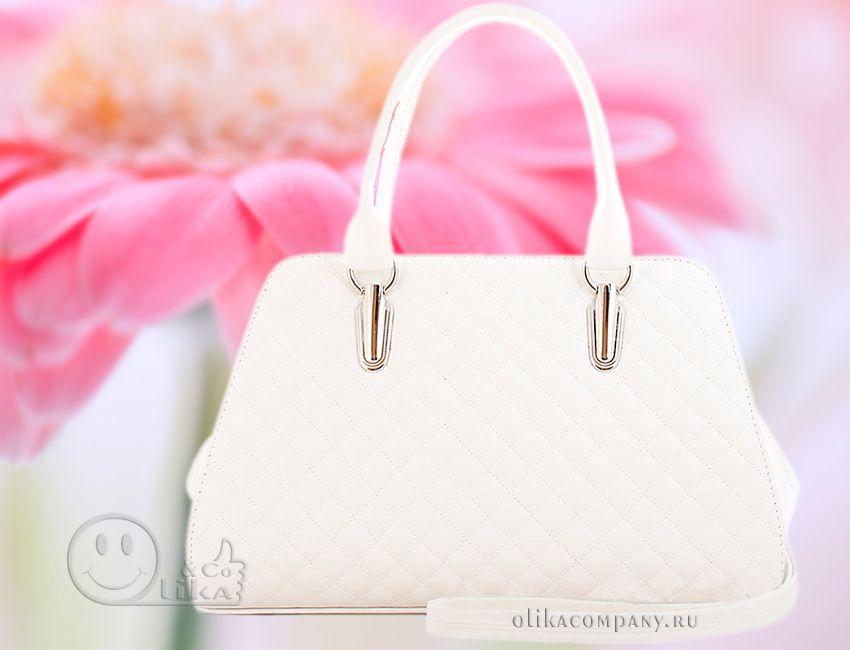 Женская сумка 1303-2 стеганая каркасная, размеры 34 8 22 см 2200 руб ... 2562fb99fc8