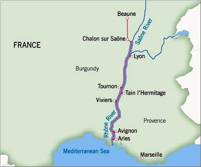 An Overview Bike Trips France River Cruises
