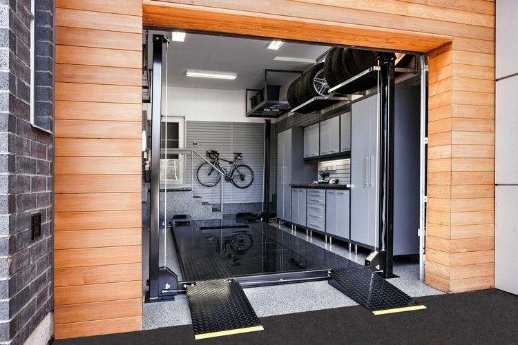 Amenager Un Garage De Pro Decouvrez Les Conseils Des Experts Emerites Maison 2018 Bike Storage Garage Building A Garage Garage Design