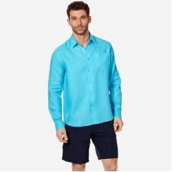 Leinenhemden für Herren #winteroutfitsforschool
