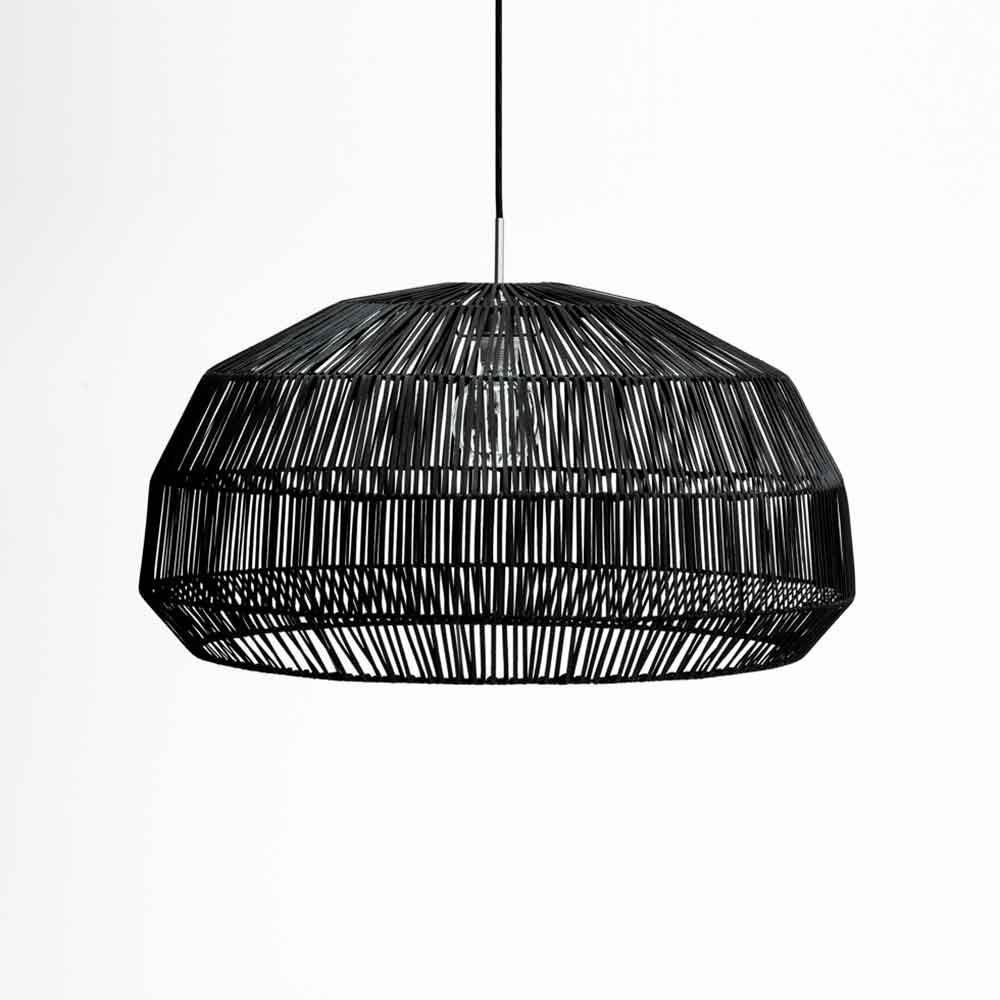 Nama 1 black rattan pendant at spence lyda light pinterest product nama 1 material rattan colour black size h fitting max 60 watt including m long black pendant with ceramic fitting mozeypictures Gallery