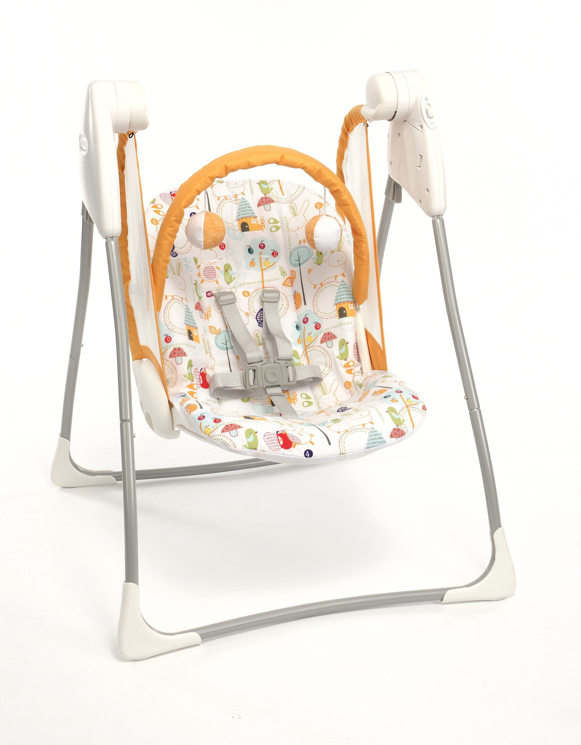 50debc3c5 Graco Baby Delight Swing (Hide & Seek) | Baby stuff | Baby swings ...