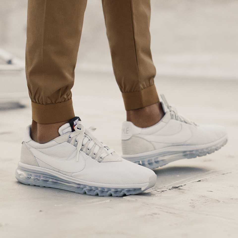 finest selection d0492 54f6a Image result for nike air max ld zero white | Clothes | Nike ...