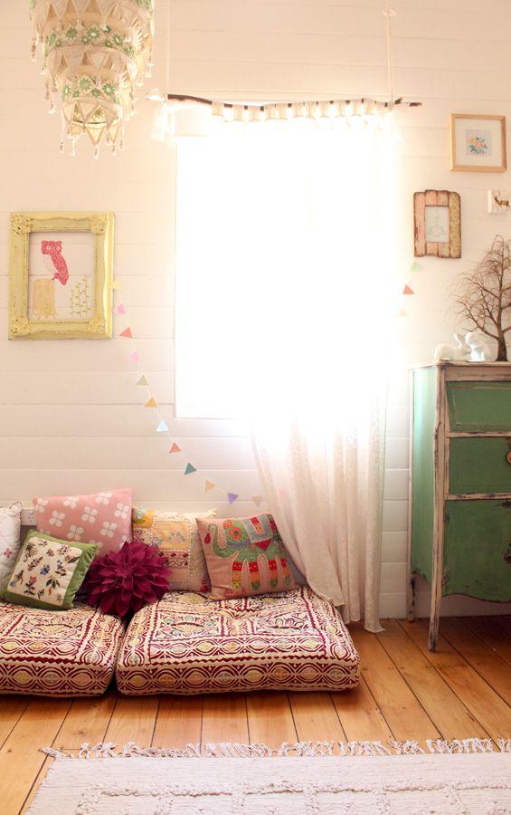 Little girl bedroom | kids + babes// | Pinterest | Bedrooms, Floor ...