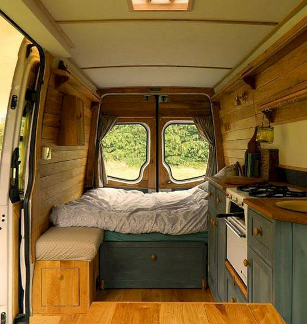 The Best DIY Camper Interior Ideas You Can Try Right Now No 42 DECOOR