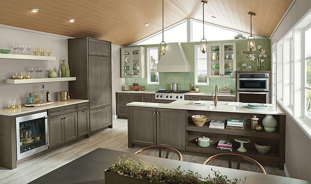 Bathroom Cabinets Kraftmaid image result for kraftmaid baltic on cherry | kitchen | pinterest
