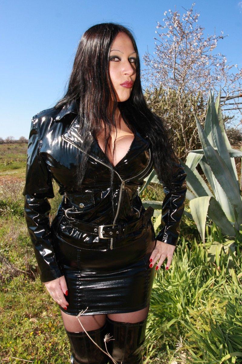 Leather Kingdom Fashion Shop - Lackjacke DS-614V - designed by Crazy ...