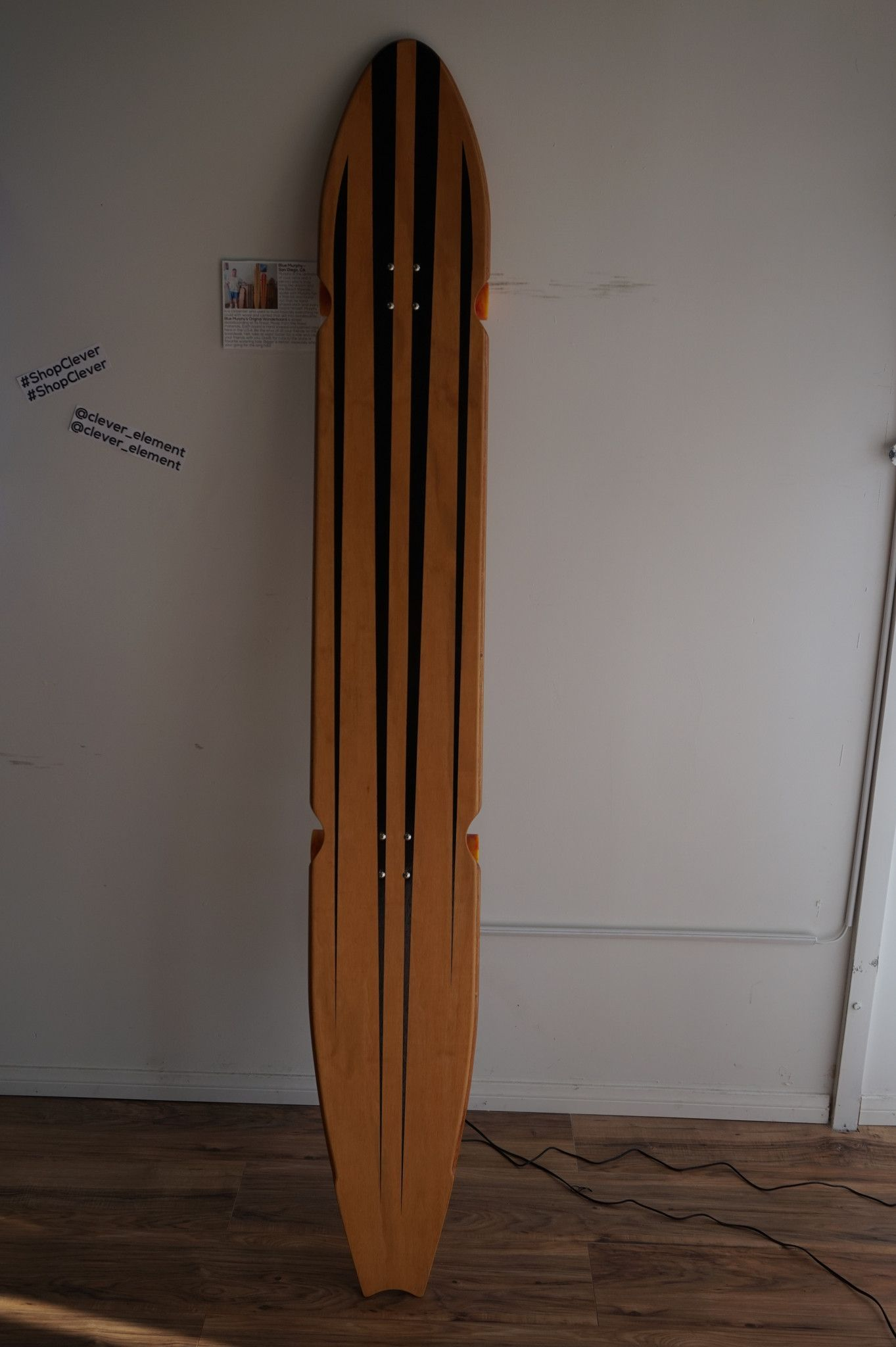 Wonder board Long Board - 82 inches