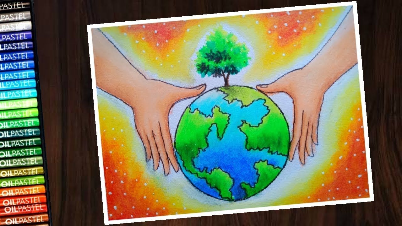 How To Draw Save Environment Save Tree World Environment Day Poster World Environment Day Posters Poster Drawing Environmental Posters