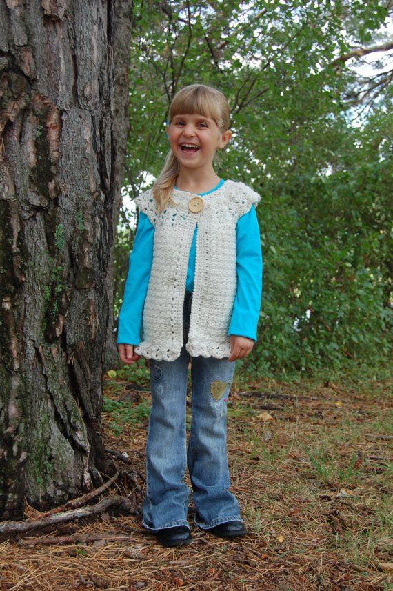 Patrón de crochet: Clásico encanto chicas por ACrochetedSimplicity