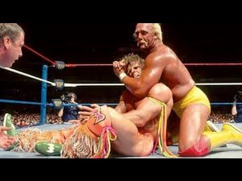 Hulk Hogan Vs Ultimate Warrior