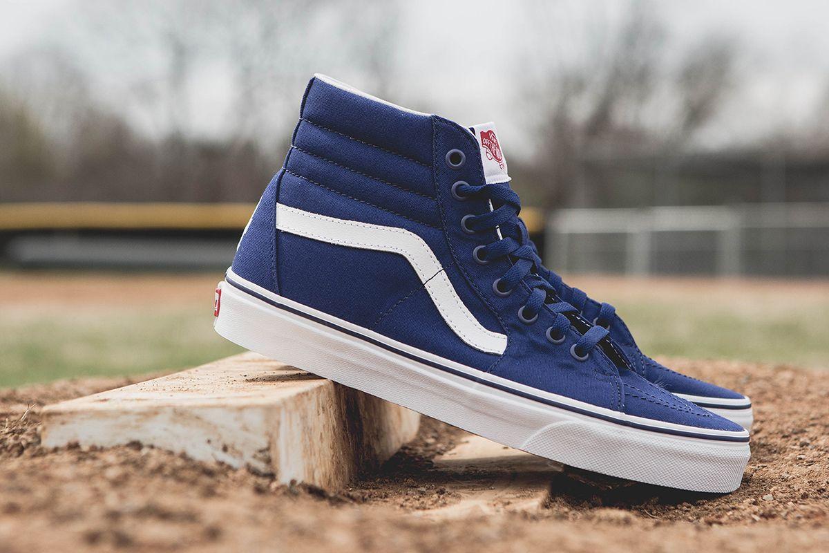 MLB x Vans  Los Angeles Dodgers  Pack - EU Kicks  Sneaker Magazine 67d1817f8