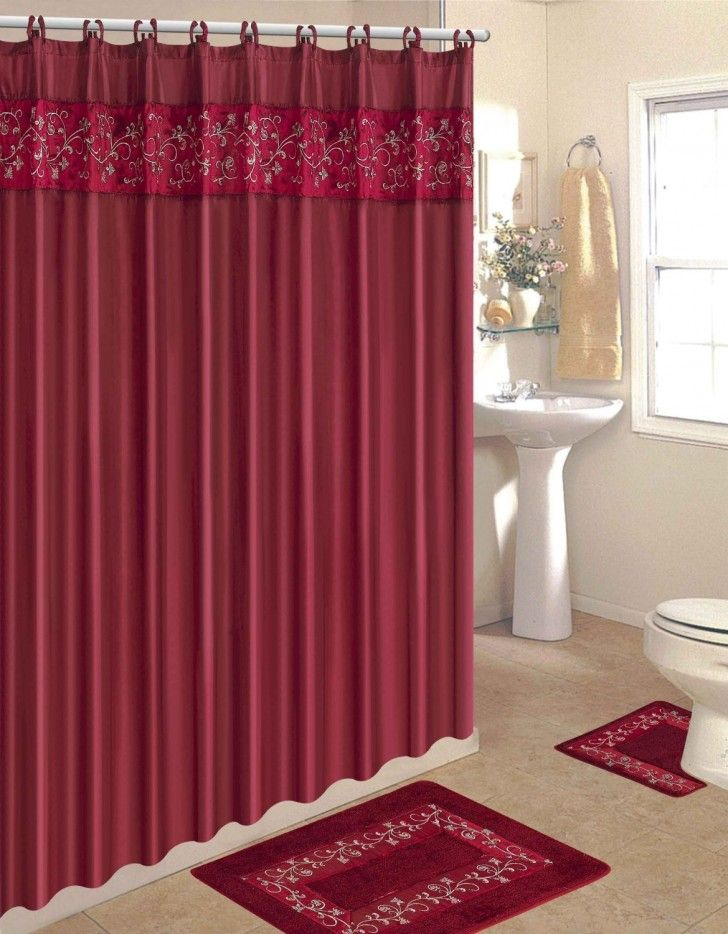 Bathroom Window Accessories home accessories, fascinating shower curtain rod flanges decor