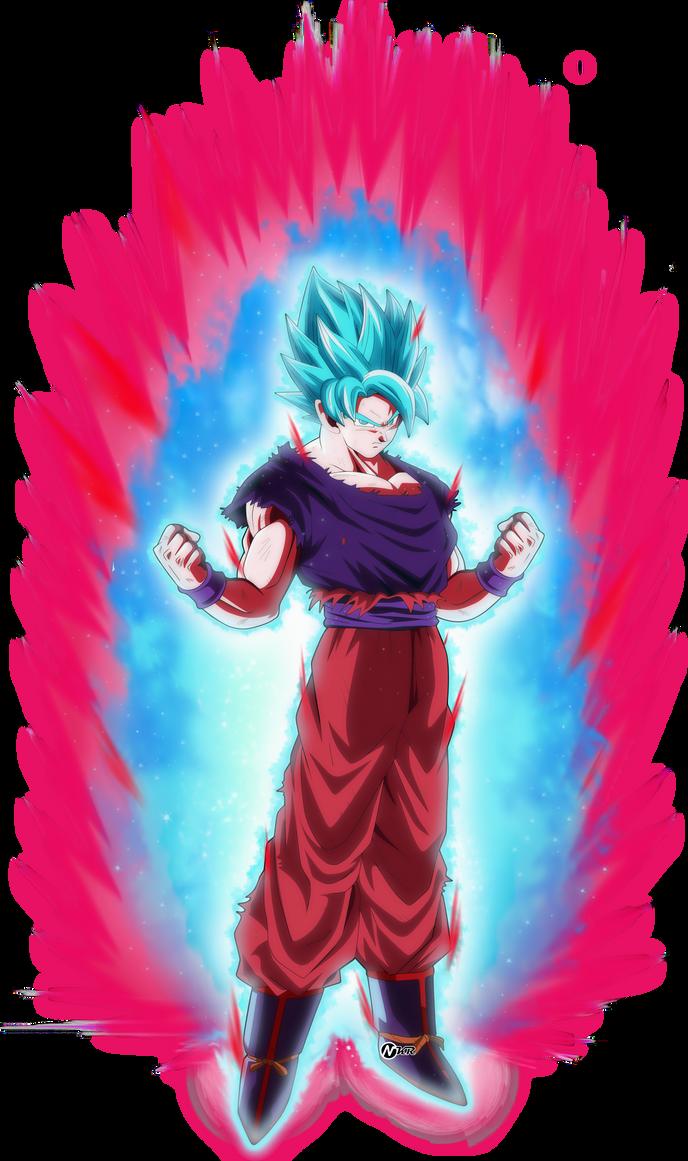 Goku Ssj Blue Kaioken By Naironkr On Deviantart Dibujo De Goku Personajes De Dragon Ball Personajes De Goku