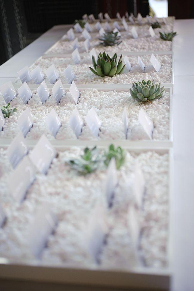Modern Smog Shoppe Grey And Yellow Wedding Entry TableCard Table WeddingWedding Place Card HoldersWedding
