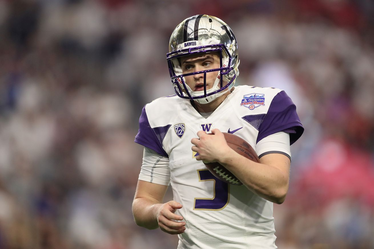 Auburn small favorite vs. Washington in marquee Week 1