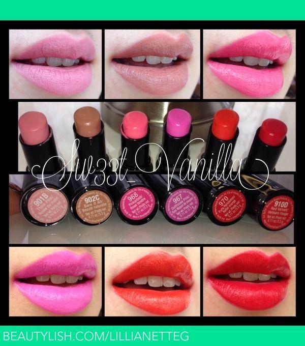 Wet 'n' Wild Megalast Lipstick   Lillianette G.'s (LillianetteG ...