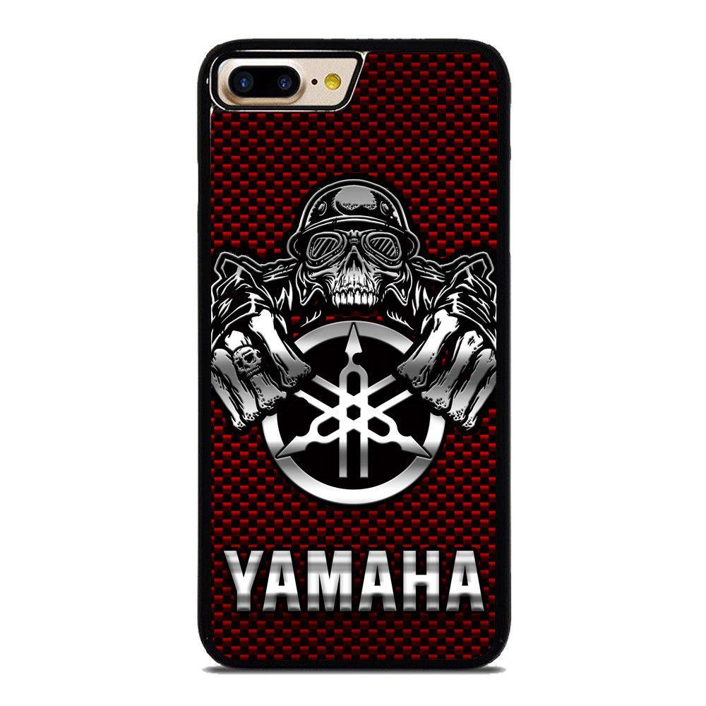Yamaha Skull iphone case