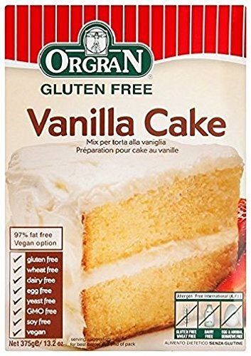 Orgran Gluten Free Vanilla Cake Mix 132 Oz Click Image For More Details