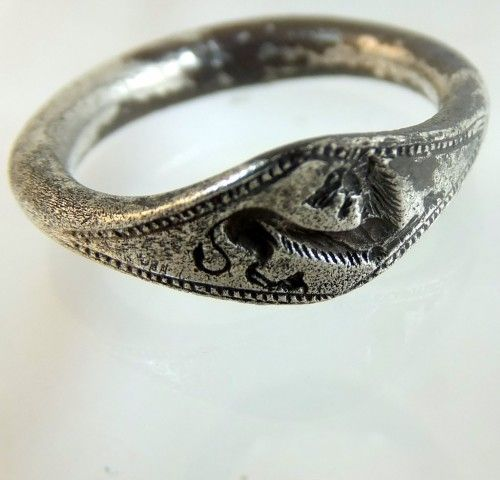Ring Ancient Greek And Roman Wedding
