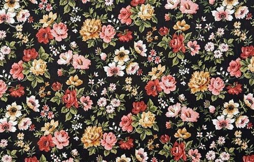 Vintage Floral Background For Hipster Tumblr