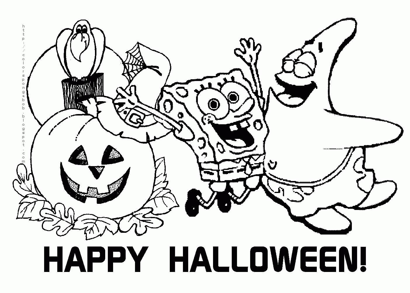 Free Printable Coloring Halloween Cards Halloween Coloring Pages Halloween Coloring Pages Printable Free Halloween Coloring Pages