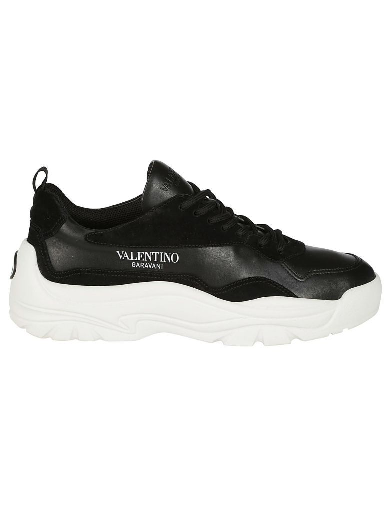 aa25a84efaf VALENTINO | Logo Low-top Sneakers | USD 629.71 | F18 - W19 | Logo ...