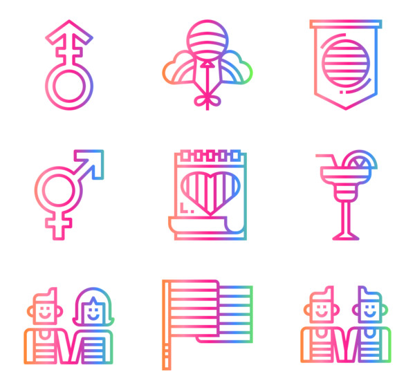 Pin On World Pride Day Icons
