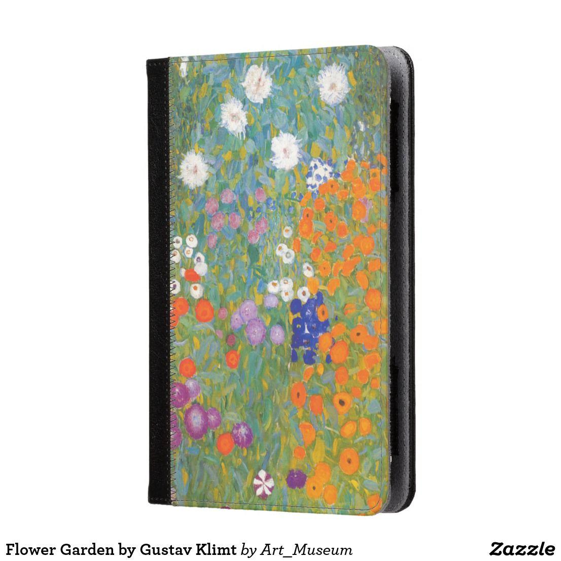 Flower Garden By Gustav Klimt Kindle Case Zazzle Com Gustav Klimt Klimt Kindle Case