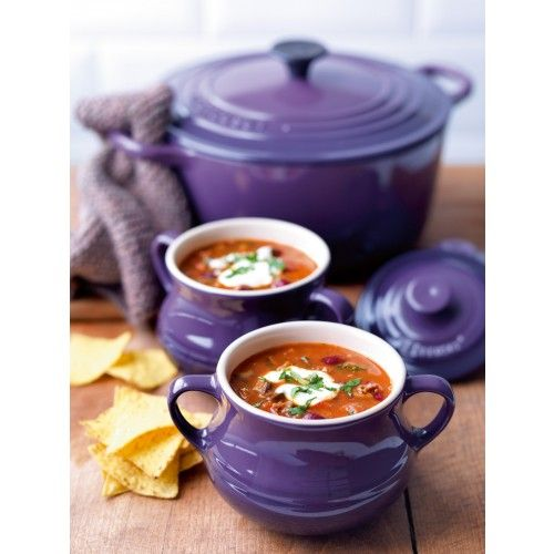 Le Creuset Stoneware Soup Bowl Set Of 2 Available Now From 32 00 Six