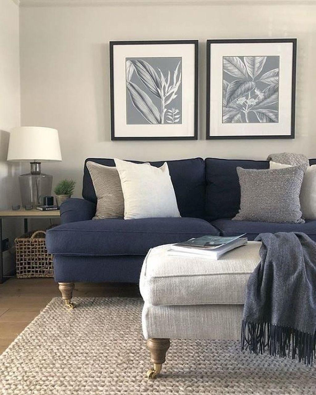 35 Fascinating Sofa Design Living Rooms Furniture Ideas Pimphomee Blue Sofas Living Room Living Room Sofa Set Blue Sofa Living Living room sofa ideas