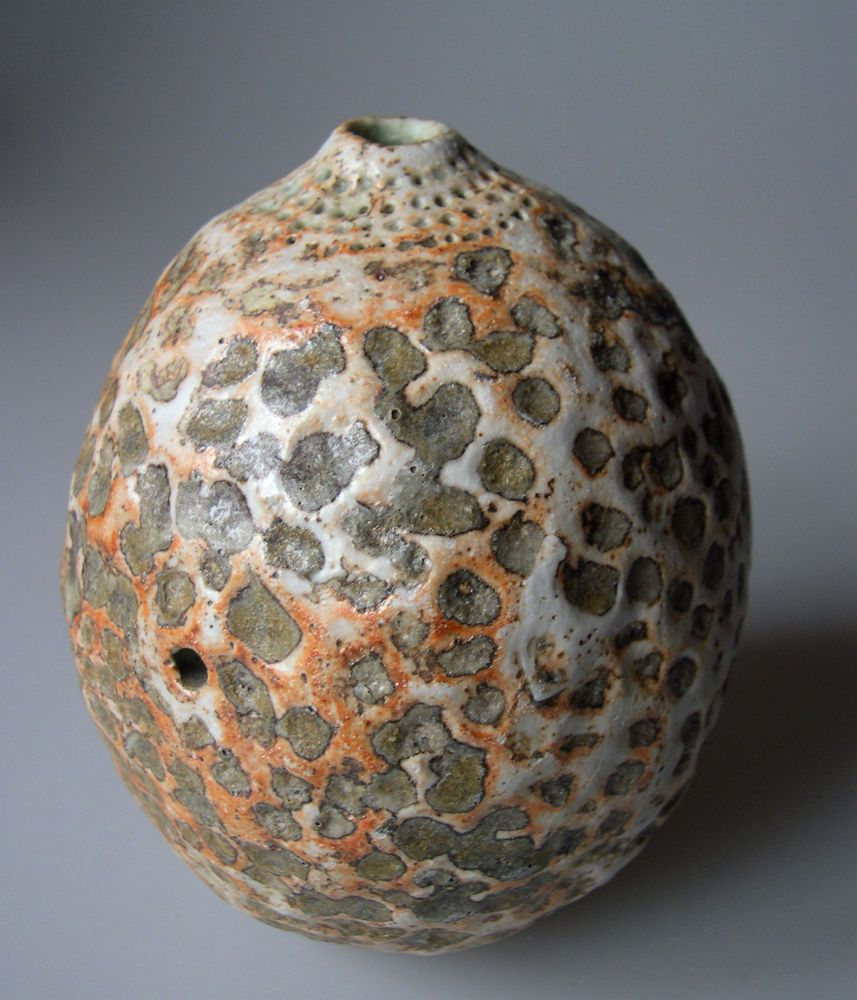 Alan wallwork studio pottery pod vase signed aw pottery alan wallwork studio pottery pod vase signed reviewsmspy