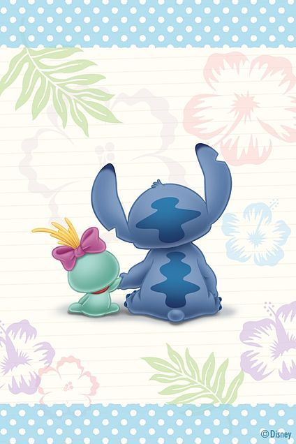 スティッチ 壁紙の画像 プリ画像 | lilo y stitch | Pinterest | Lilo ...