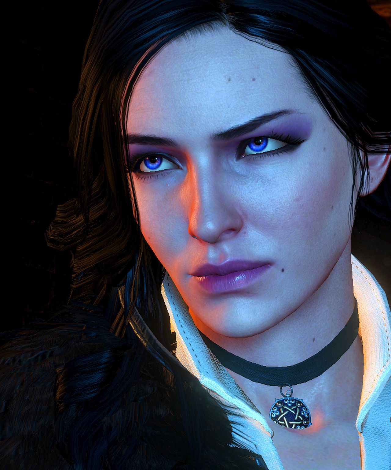 Yennefer Fan Queen The Witcher Game The Witcher