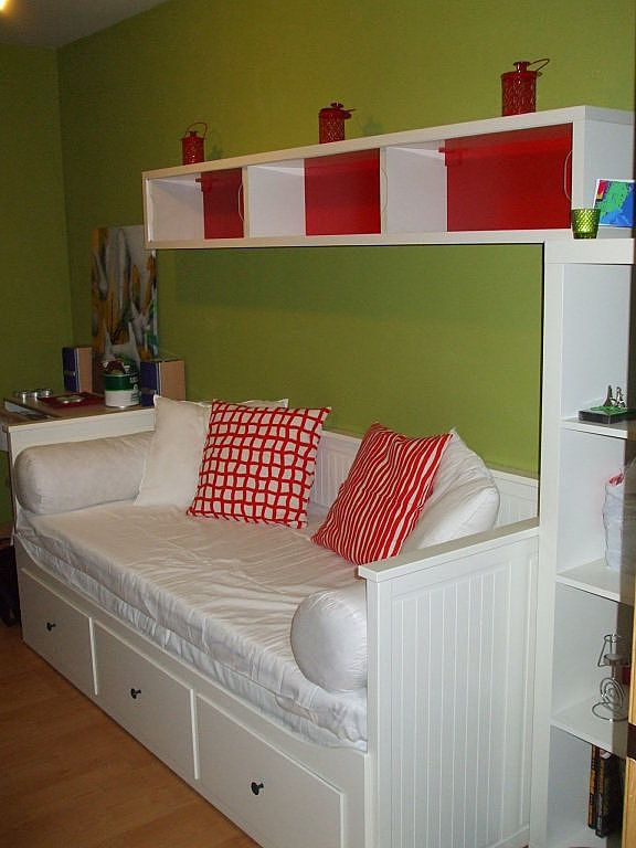 fotos divan hemnes de ikea p g 17 decorar tu casa es dormitorio julia. Black Bedroom Furniture Sets. Home Design Ideas