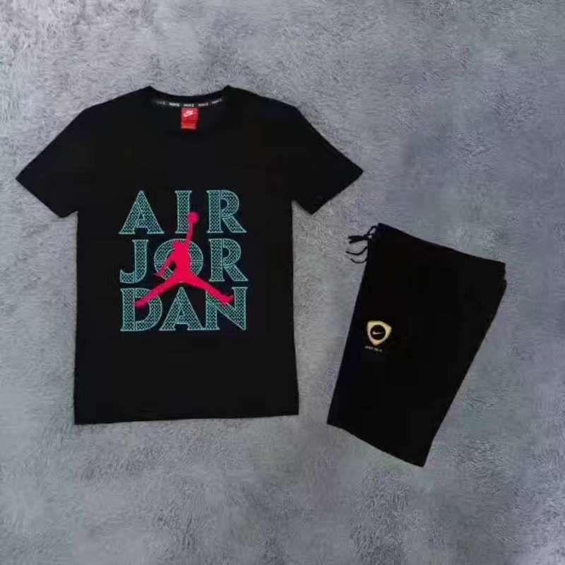 74ed07de Spring Summer 2018 Popular Jordan Sportswear Like Mike Jumpman Air Mens T- Shirt Black