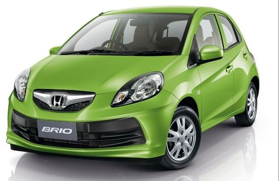 Honda Launches Brio The New Eco Car Products Good For The Planet