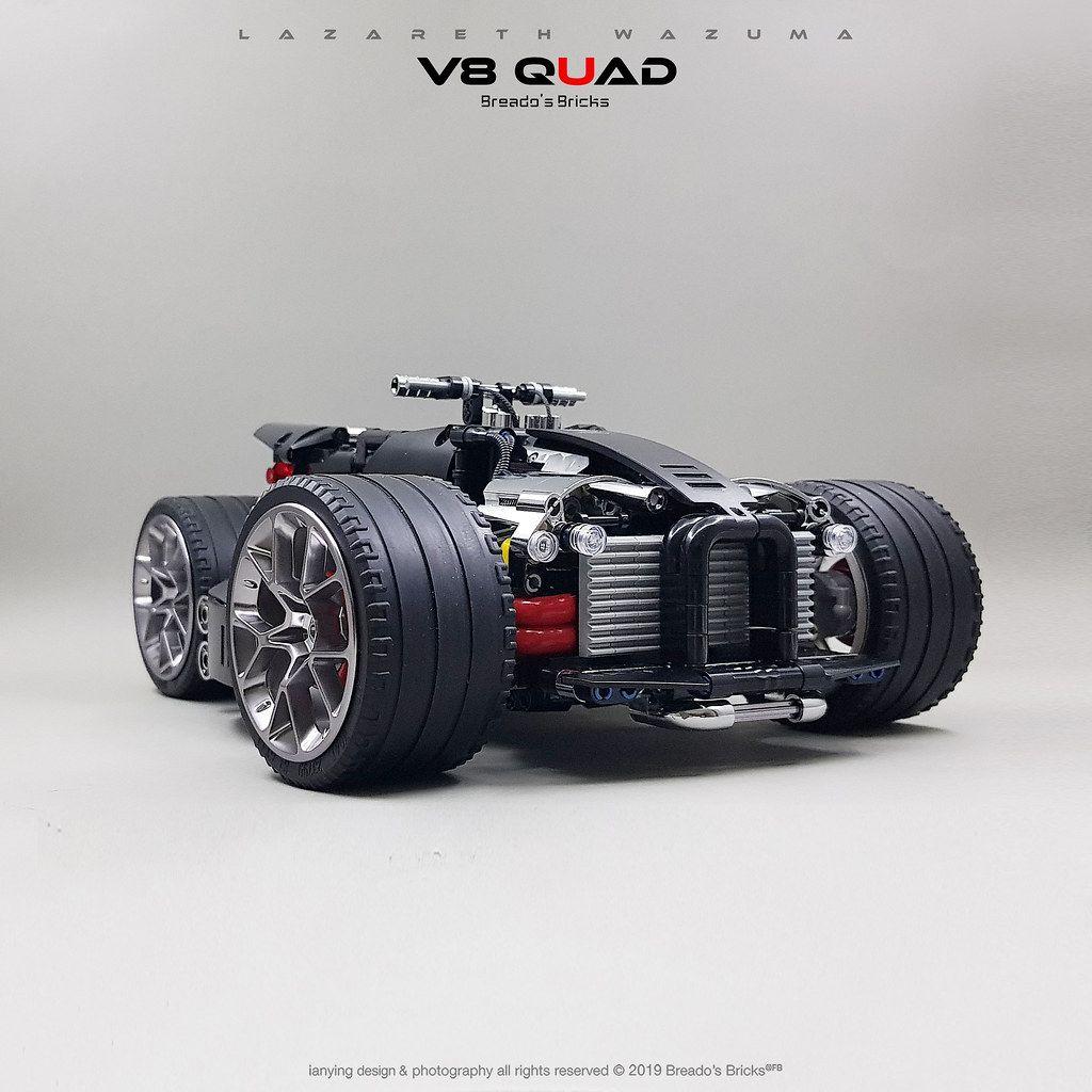Lazareth Wazuma V8f Quad9