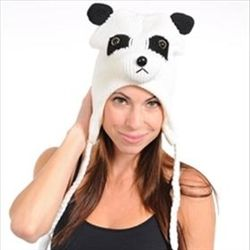 Keeping my head warm in style this winter!  Super soft inside - not itchy! $24.95