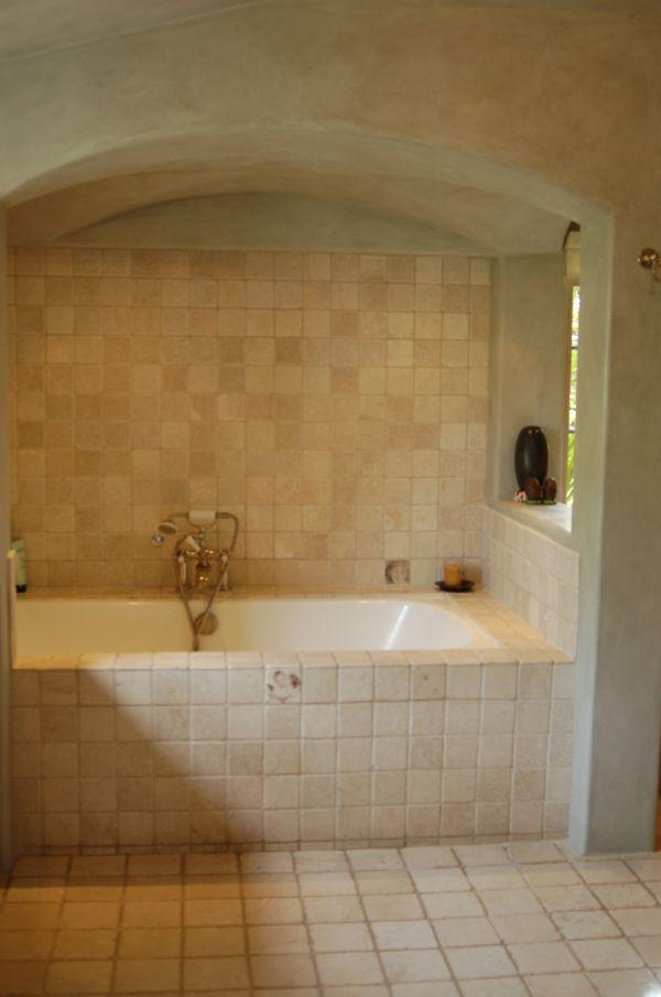 Moon ceiling tiled tub/shower | Shower Tile examples | Pinterest ...