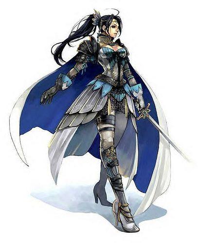 anime elven girls | Flickr: Discussing Fantasy dreamer rpg bio (ANIME RPG) in Hydro's ...