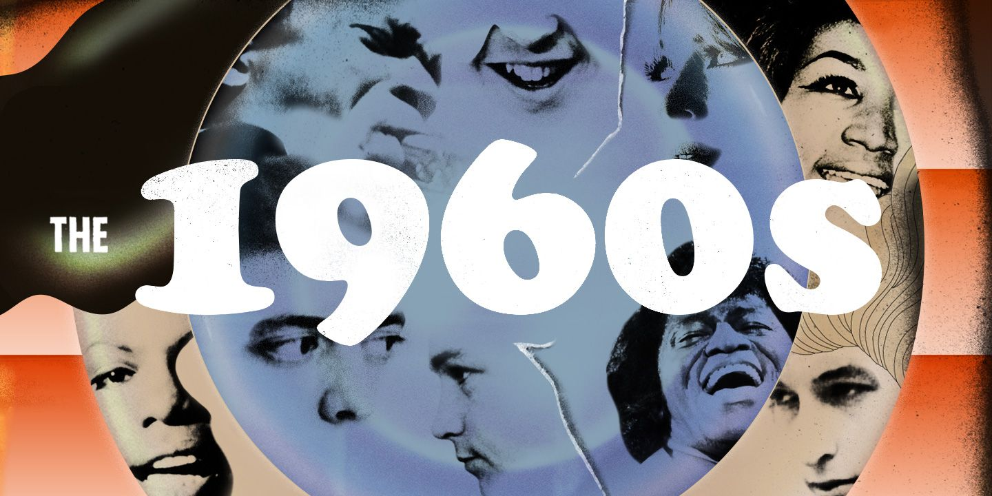 The 200 Best Albums Of The 1960s Best Albums Beatles White Album Cool Album Covers