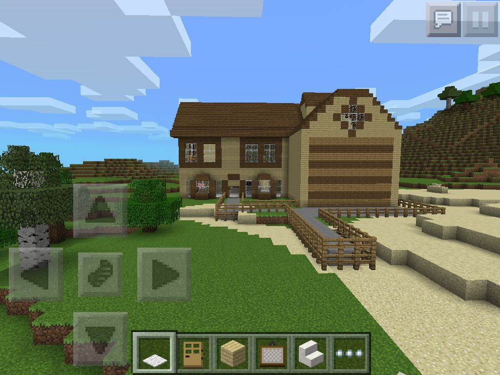 This is the Simpsons house in minecraft  Minecraft