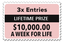 Official Online Entry Form Publisher Clearing House Contest