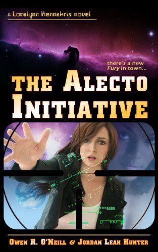 The Alecto Initiative (Loralynn Kennakris Book 1) by Jordan Leah Hunter, http://smile.amazon.com/dp/B00COJPAP0/ref=cm_sw_r_pi_dp_2TcWtb0FFVGWJ