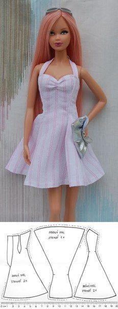 Pin von Elaine Isley auf Barbie   Pinterest   Puppenkleidung, Puppen ...