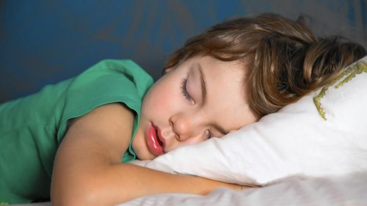 How much sleep children need by age sleeping too much