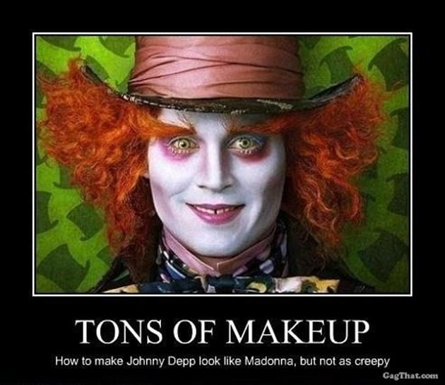Funny Quotes Johnny Depp Funny Alice In Wonderland Johnny Depp