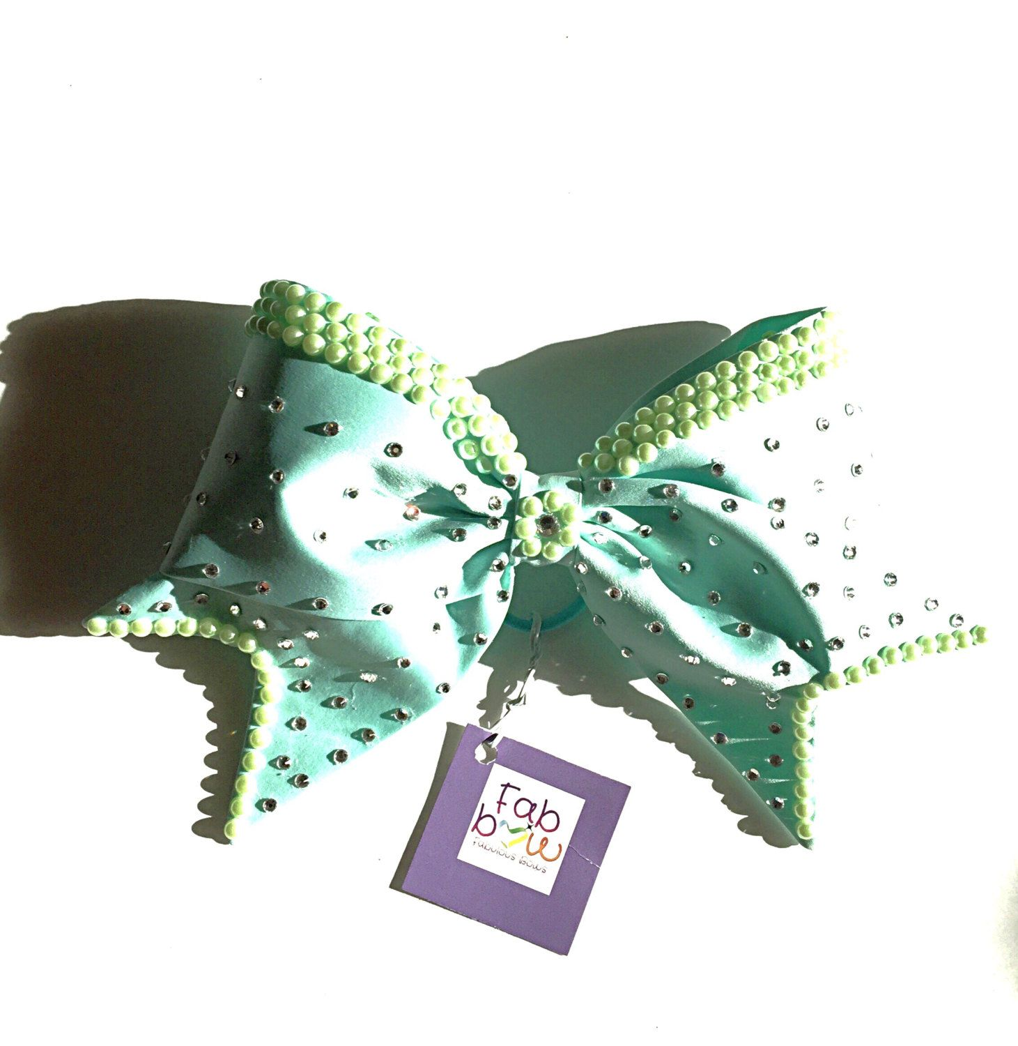 Skyla Bow by Fabbow01FabulousBows on Etsy
